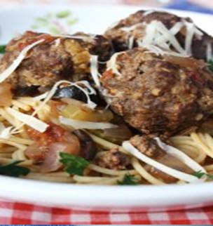 Meatballs with Kampot Pepper
