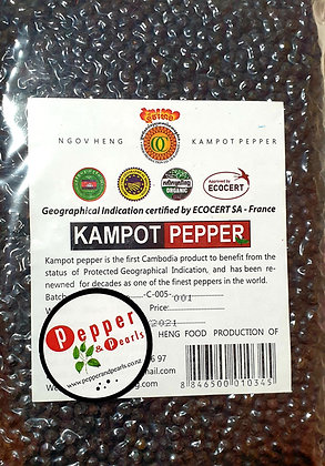 Whole  Pepper corns 500gms.( Black or White)