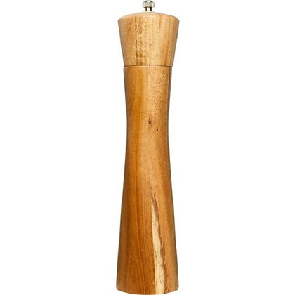 "26cm ""new style""  Acacia hardwood pepper grinder.valued @$79 our price $40"
