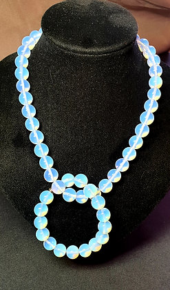 Beautiful Opalite  Necklace and bracelet