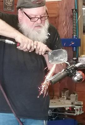 Butch grinding.jpg