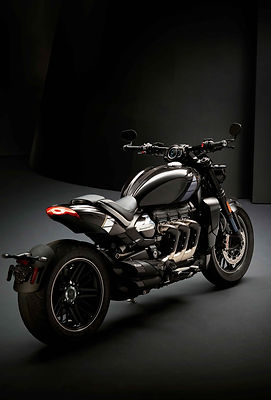 Due to an extremely high level of interest, the Triumph Rocket TFC limited edition run has now sold out. With peak power now confirmed at 186 HP and peak torque at 166 FT-LB we're sure there are 750 very happy TFC owners out there!