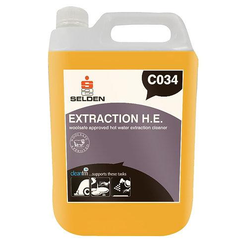 Selfoam HE Woolsafe Hot Water Extraction Carpet Shampoo