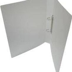 Smead A4 White PVC Ring Binder
