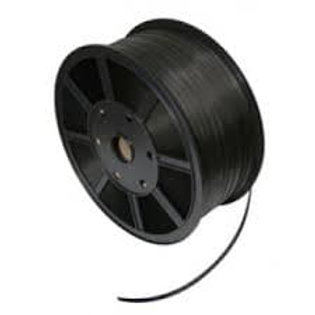 12.5x0.85mmx1000mtr Black Polyprop Strapping P/C
