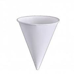 4oz Paper Cone Cup