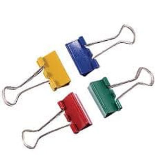 Q - Connect Foldback Clips Assorted