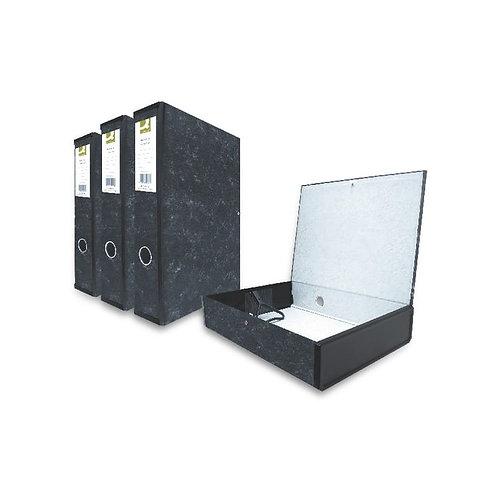 Q Connect Cloud Foolscap Box File-PK10