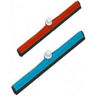 600mm Floor Squeegee Blue - Interchangable