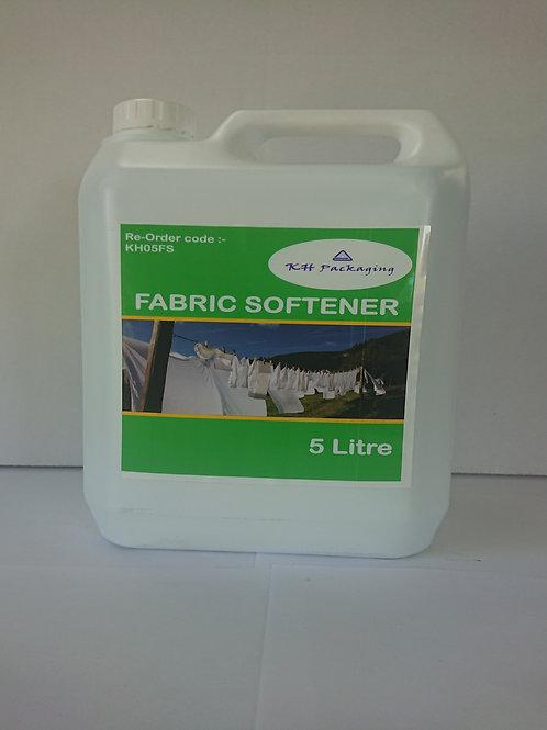 5 litre Fabric Softener