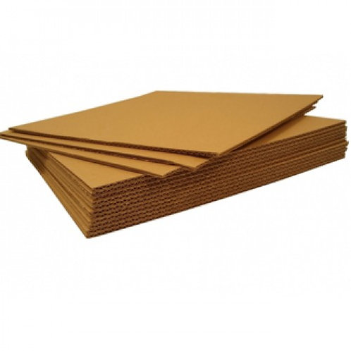 CORRUGATED Layer Pad - once used  idea for re-use 760 x 1100mm