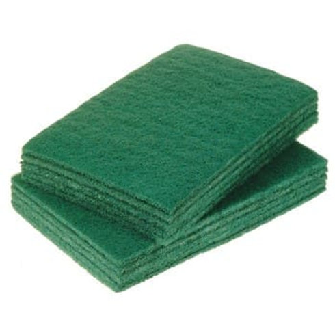 """9x6"""" Green Scouring Pads"""