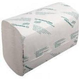 Scott Performance Hand Towels 1ply White 31.5x21.5cm