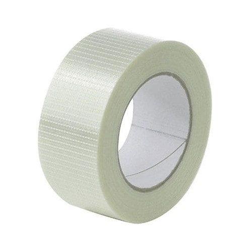 50mmx50mtr Cross Weave Filament Tape