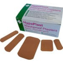 Pink Washproof Plasters Assorted - Pack of 100