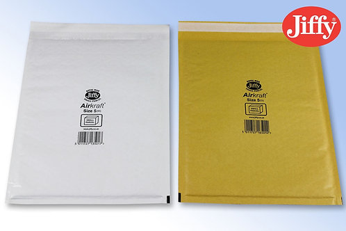 Jiffy Padded Self Seal Bags Pb6 295x458mm