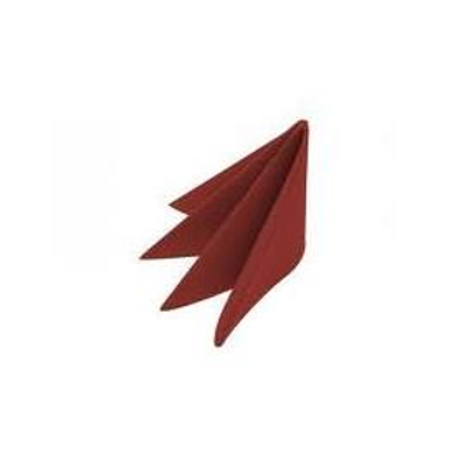 Tork Red Napkin 4-Fold 33/2