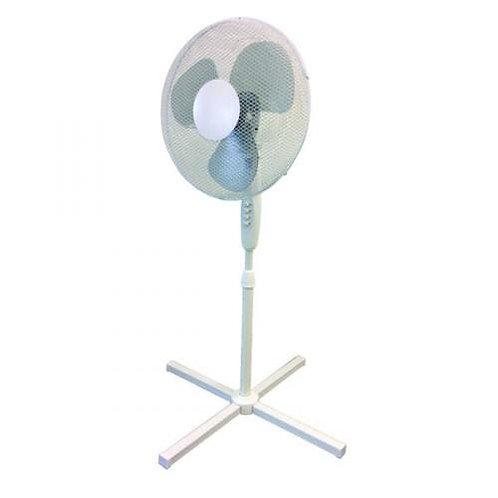 """Q - Connect Floor Standing Fan 410mm (16"""")"""