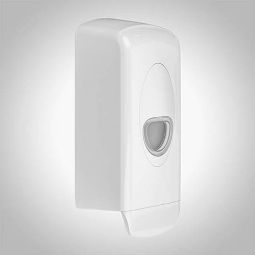 Dolphin Excell Fill Soap Dispenser 1 Litre White PLastic