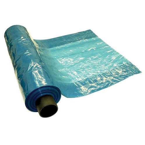 Plastic Tote Cover/Pallet  620x830mm 250 On A Roll Green