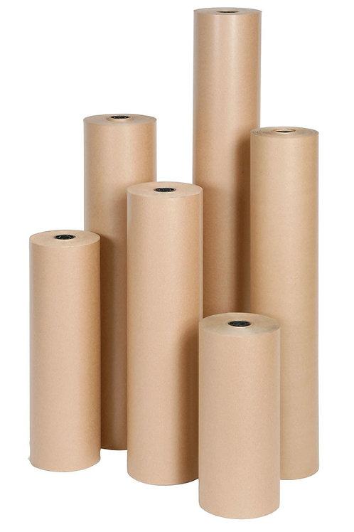 900mmx180mtr Imitation Kraft Roll Ribbed 88gsm