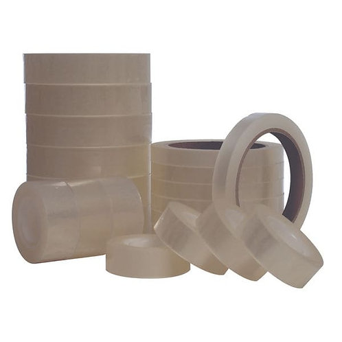 Q - Connect Adhesive Tapes 19mm x 66m