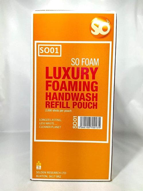 So Foam luxury Fragrant Foam Soap