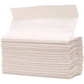 2ply White C-Fold Hand Towels