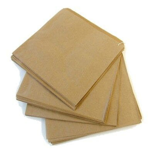 BROWN KRAFT PAPER BAGS-SUITABLE FOR FOOD USE