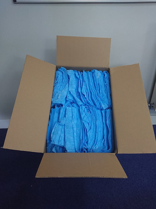 Dyna Wipes Mixed Colours 4 kg