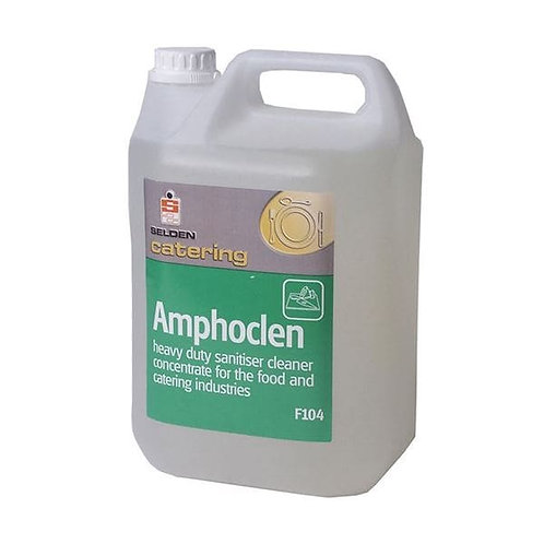 Amphoclean Bactericidal Cleaner Concentrate - Food Industry