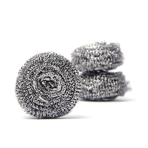 Stainless Steel (Rust-Free) Scourers 20g