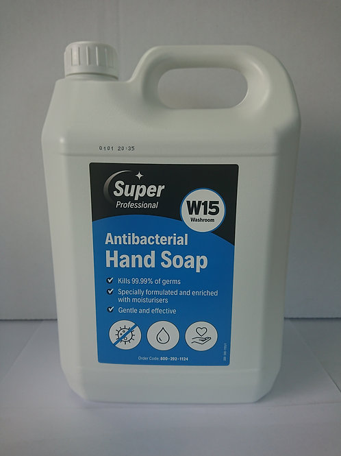 KHP Antibacterial Liquid Soap 1 x 5Ltr