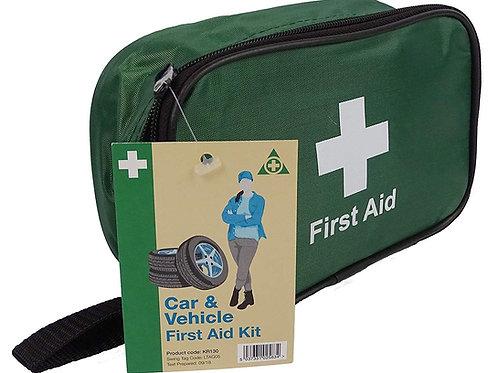 Car & Vehicle First Aid Kit
