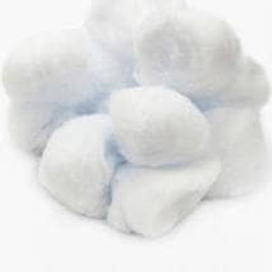 Cotton Wool Balls Pk 100