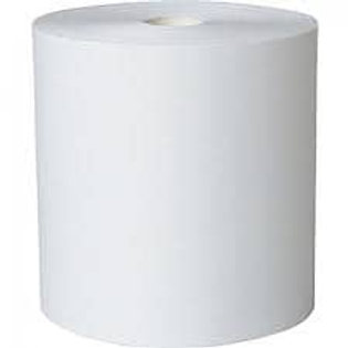 Kruger 2ply White Control Roll Towel 18.7cmx150mtr