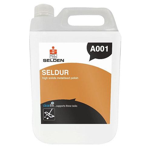 Seldur High Solids Metallised Polish (High Gloss)