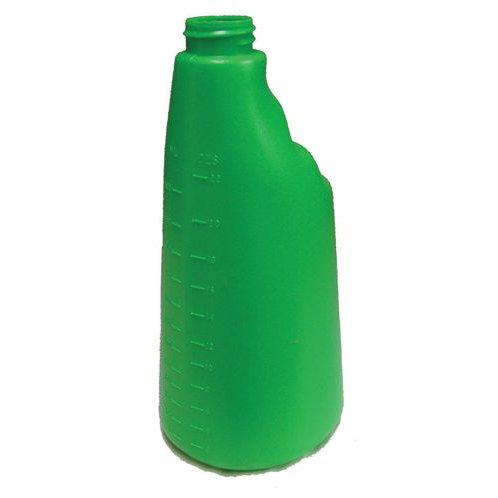 Plastic Bottle Green 600ml