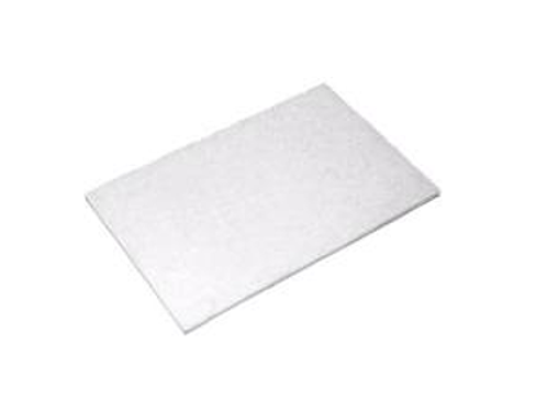 So 120x155mm WhiteLow Abrasive Pads