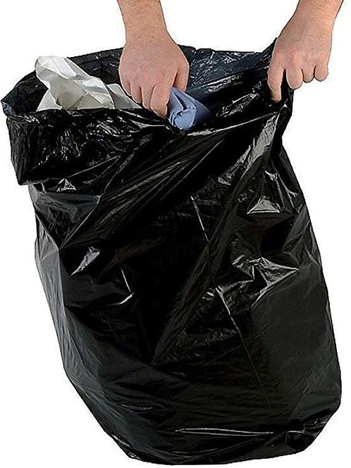 18 x 29 x 39 EXTRA HEAVY Duty Refuse Sacks Pk 100