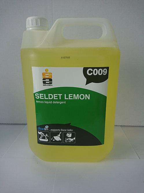 20% Seldet High Active Lemon Detergent