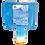 Thumbnail: Deb Azure Foam Wash Touch Free Cartridge