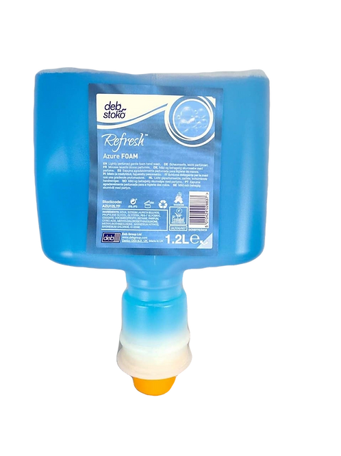 Deb Azure Foam Wash Touch Free Cartridge