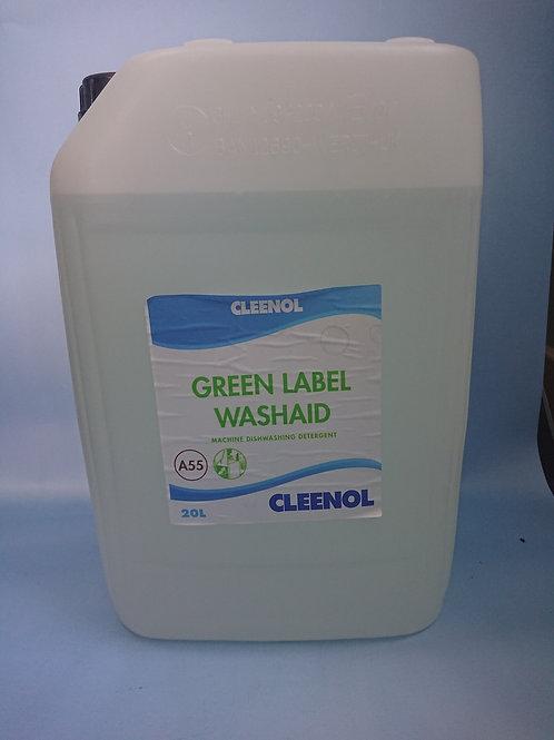 Washaid Green Label
