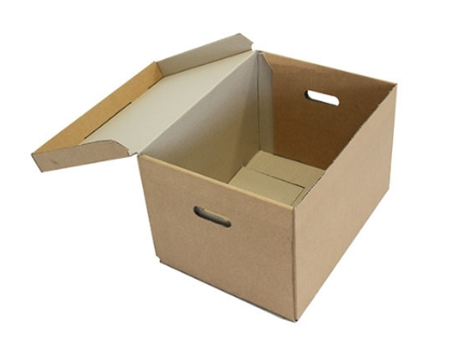 Archive 'House-Moving' Boxes, Pack of 10