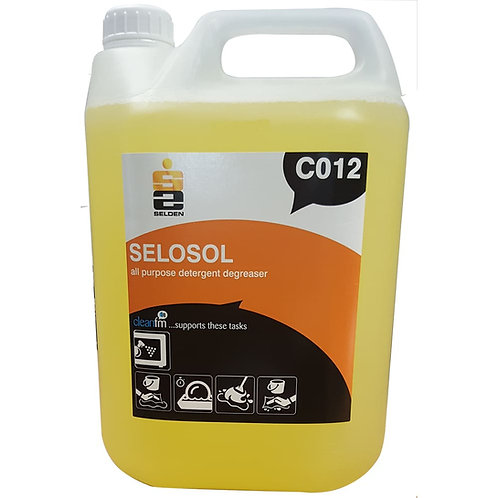 Selosol HD All Purpose Detergent Degreaser