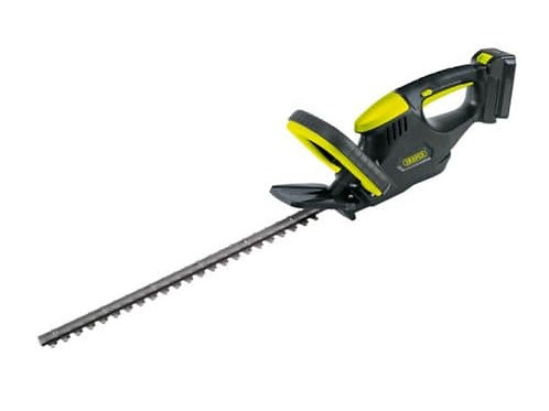 18V CORDLESS HEDGE TRIMMER WITH BATTERY AND CHARGER