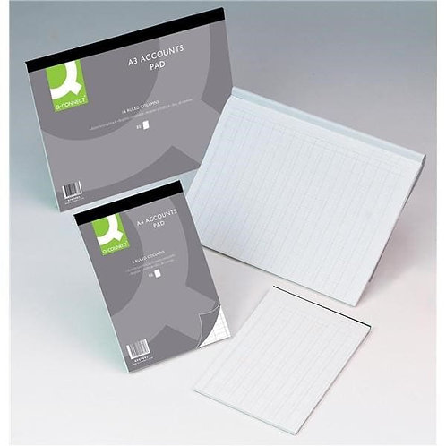 Q - Connect Accounts Pads