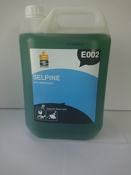5 litre Selpine powerful pine disinfectant