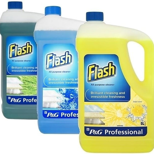 Flash Excel Liquid Lemon-All Purpoose